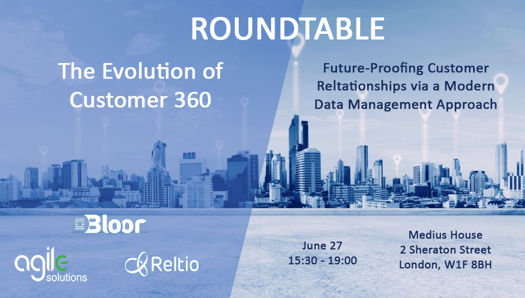 The Evolution of Customer 360 Roundtable