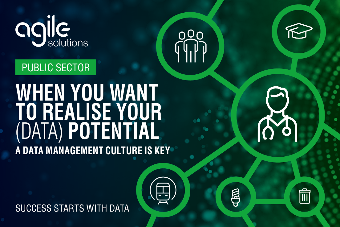 When You Want to Realise Your (Data) Potential - Data Management Culture Webinar