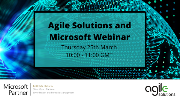 Agile Solutions Experts discuss Data Warehouse and MDM on Azure